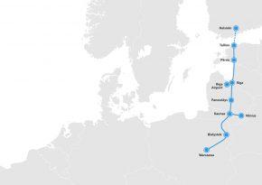 Rail Baltica Stations