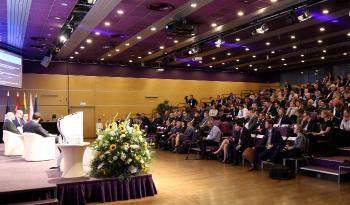 Rail Baltica Global Forum Day One